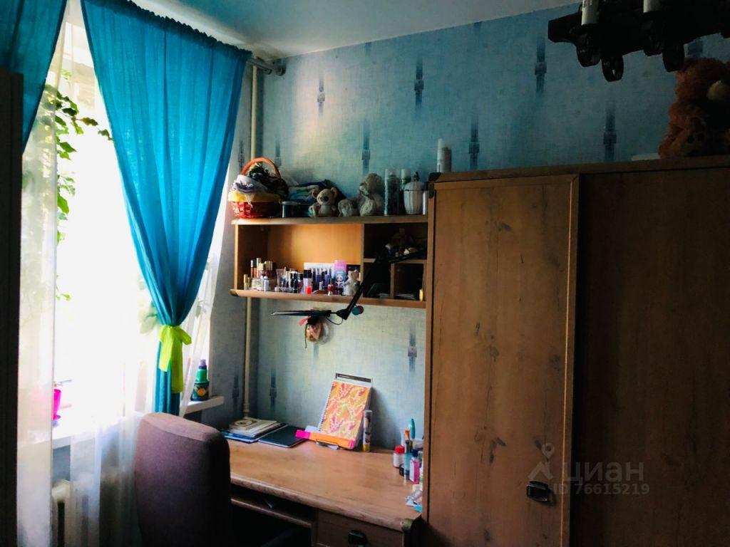 Продажа двухкомнатной квартиры Москва, метро Измайловская, Сиреневый бульвар 16к2, цена 12000000 рублей, 2021 год объявление №655969 на megabaz.ru