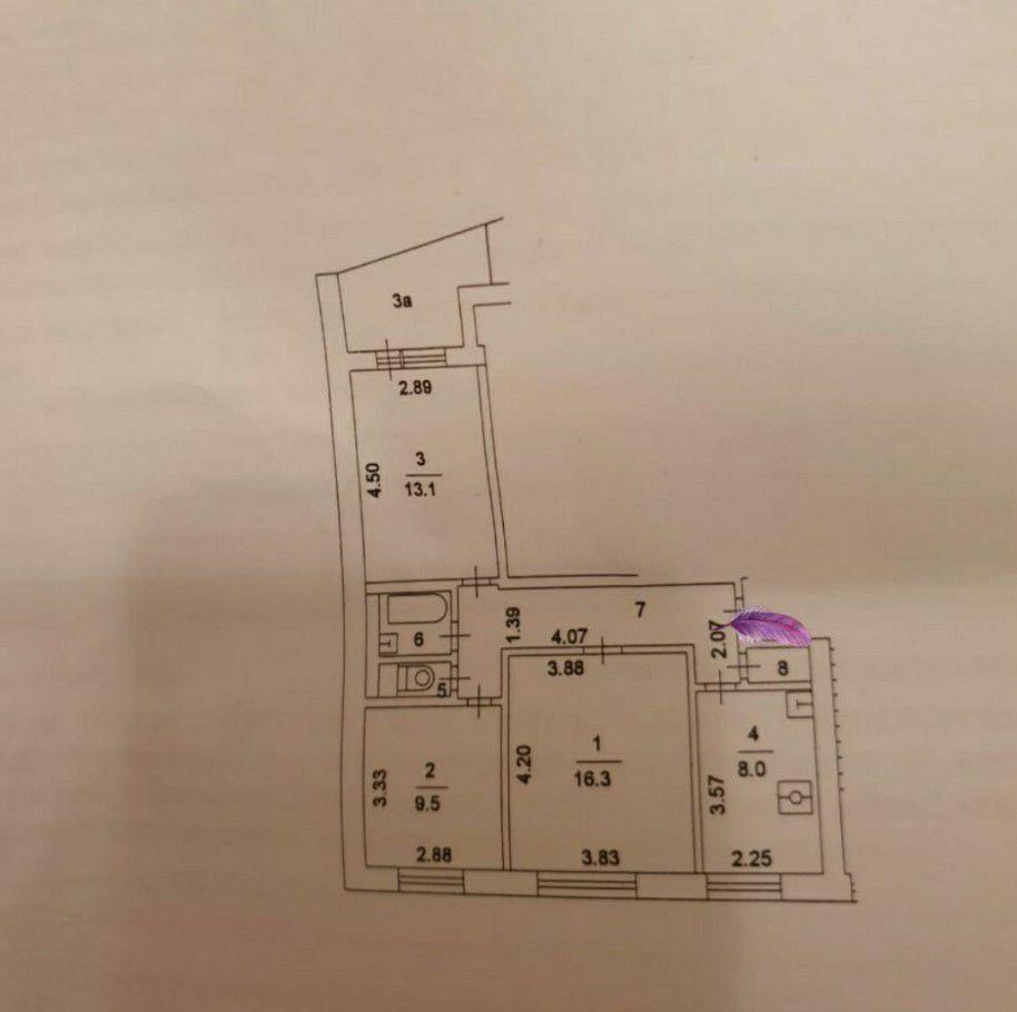Продажа трёхкомнатной квартиры Москва, метро Марксистская, Большой Факельный переулок 3, цена 16800000 рублей, 2020 год объявление №401874 на megabaz.ru