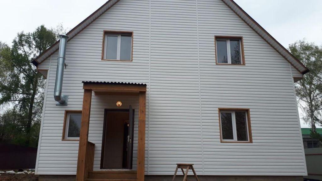 Продажа дома деревня Малые Вязёмы, Можайское шоссе, цена 8520000 рублей, 2020 год объявление №494806 на megabaz.ru