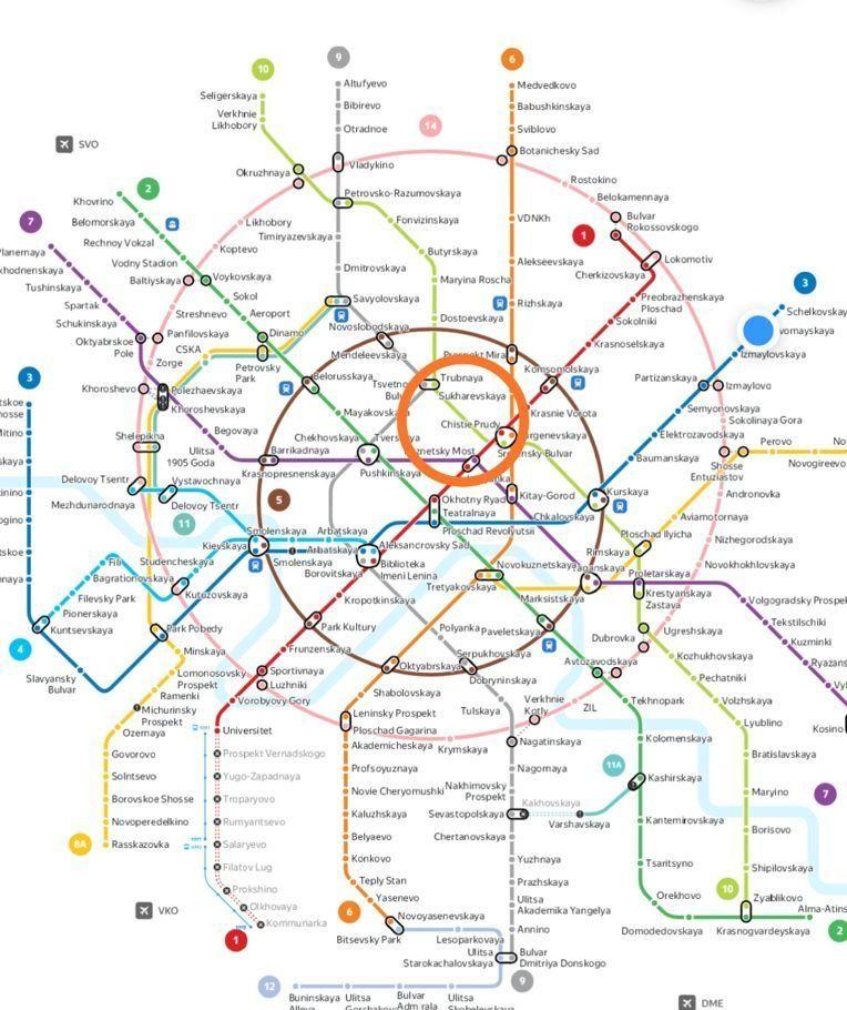 Аренда комнаты Москва, метро Тургеневская, Бобров переулок 2, цена 16900 рублей, 2020 год объявление №1216349 на megabaz.ru