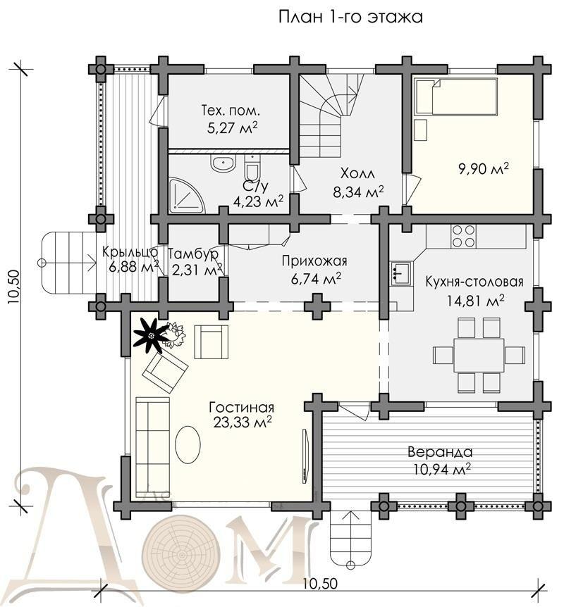 Продажа дома село Осташево, цена 2600000 рублей, 2020 год объявление №386538 на megabaz.ru