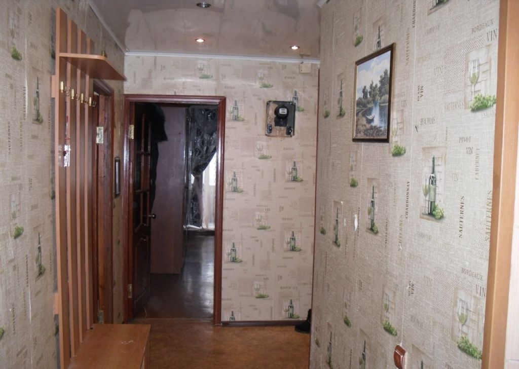 Продажа трёхкомнатной квартиры поселок Бакшеево, улица Князева 2, цена 1350000 рублей, 2020 год объявление №394349 на megabaz.ru