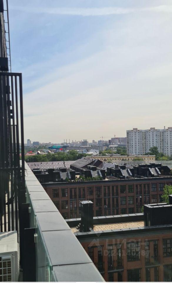 Аренда двухкомнатной квартиры Москва, метро Тульская, Духовской переулок 19, цена 79000 рублей, 2021 год объявление №1426149 на megabaz.ru