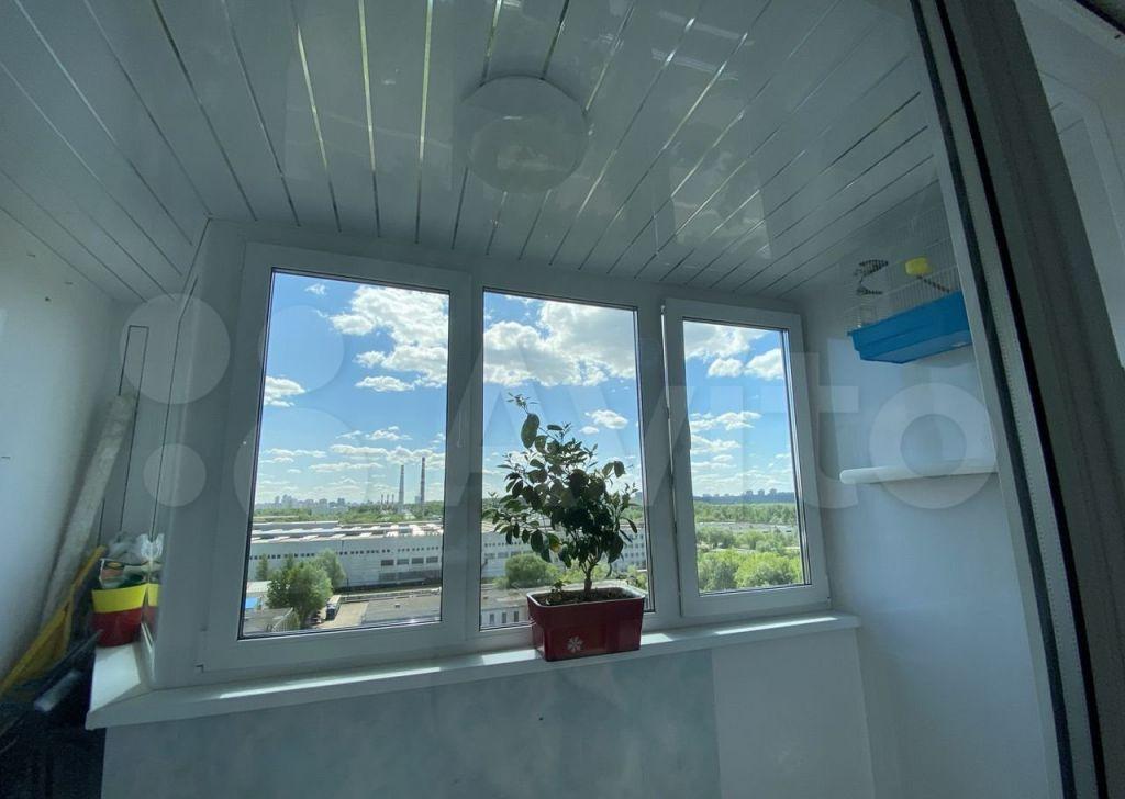 Продажа двухкомнатной квартиры Москва, метро Багратионовская, Филёвский бульвар 40, цена 16400000 рублей, 2021 год объявление №679042 на megabaz.ru