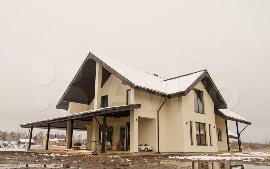 Продажа дома деревня Покровское, Узорная улица, цена 24900000 рублей, 2021 год объявление №696424 на megabaz.ru