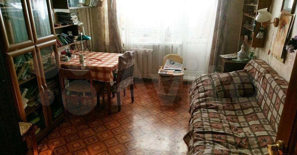 Продажа трёхкомнатной квартиры Бронницы, Строительная улица 13, цена 6500000 рублей, 2021 год объявление №656686 на megabaz.ru