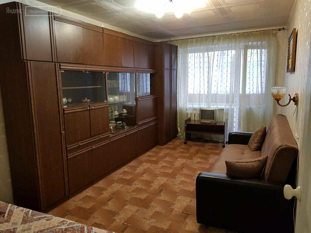Аренда однокомнатной квартиры поселок Поведники, цена 21000 рублей, 2021 год объявление №1427782 на megabaz.ru