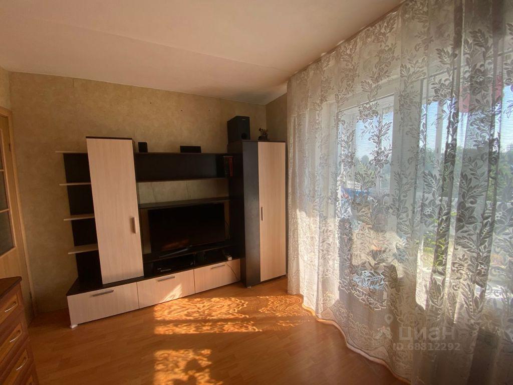 Продажа однокомнатной квартиры посёлок Власиха, Солнечная улица 7, цена 5470000 рублей, 2021 год объявление №659101 на megabaz.ru