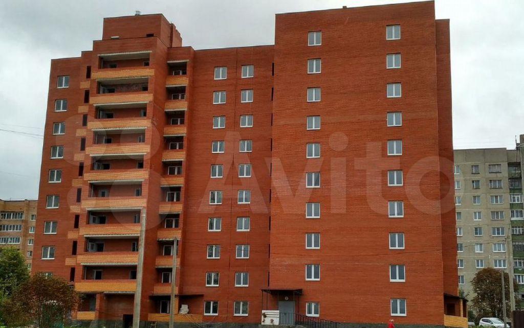 Продажа однокомнатной квартиры Кашира, улица Ленина 15к3, цена 1800000 рублей, 2021 год объявление №656649 на megabaz.ru