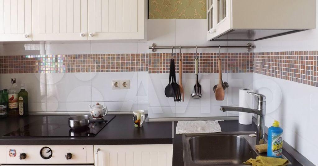 Продажа двухкомнатной квартиры село Покровское, цена 2200000 рублей, 2021 год объявление №680753 на megabaz.ru