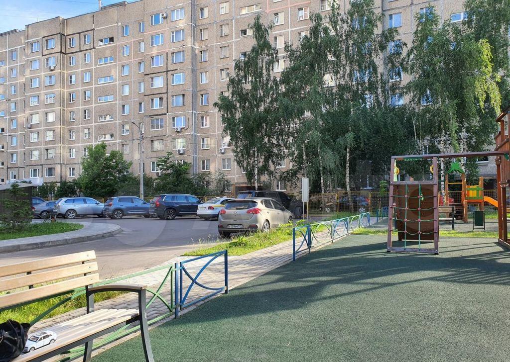 Продажа однокомнатной квартиры Люберцы, улица Льва Толстого 17А, цена 6550000 рублей, 2021 год объявление №662702 на megabaz.ru