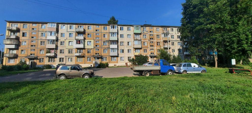 Продажа двухкомнатной квартиры Высоковск, Большевистская улица 9, цена 2700000 рублей, 2021 год объявление №657113 на megabaz.ru