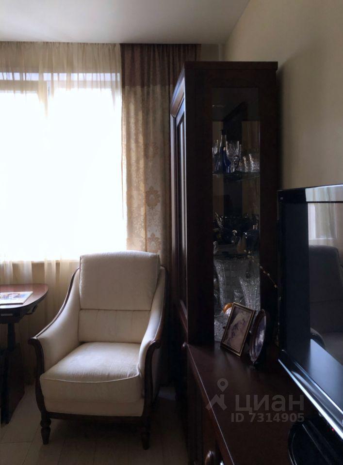 Продажа трёхкомнатной квартиры Москва, метро Лермонтовский проспект, Жулебинский бульвар 2к2, цена 16000000 рублей, 2021 год объявление №657107 на megabaz.ru