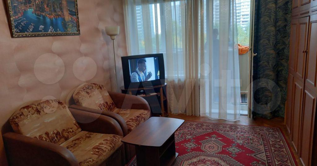 Аренда однокомнатной квартиры Москва, метро Тимирязевская, улица Яблочкова 31к3, цена 35000 рублей, 2021 год объявление №1474143 на megabaz.ru