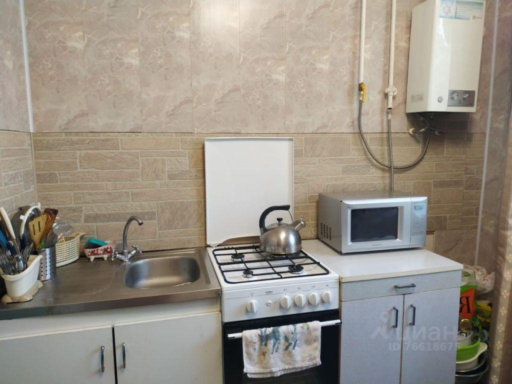Продажа двухкомнатной квартиры Кашира, Пионерская улица 6, цена 2900000 рублей, 2021 год объявление №655995 на megabaz.ru