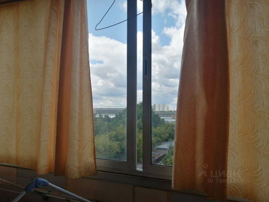 Продажа однокомнатной квартиры Москва, метро Сходненская, улица Свободы 30, цена 9300000 рублей, 2021 год объявление №658621 на megabaz.ru