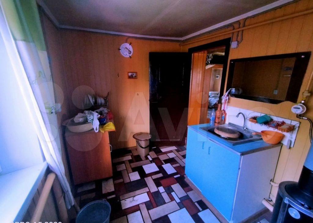 Продажа дома Кашира, Большая Красноармейская улица 53, цена 900000 рублей, 2021 год объявление №657063 на megabaz.ru