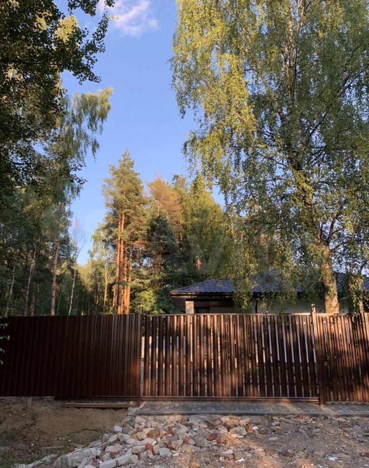 Продажа дома деревня Пешково, цена 6800000 рублей, 2021 год объявление №657096 на megabaz.ru