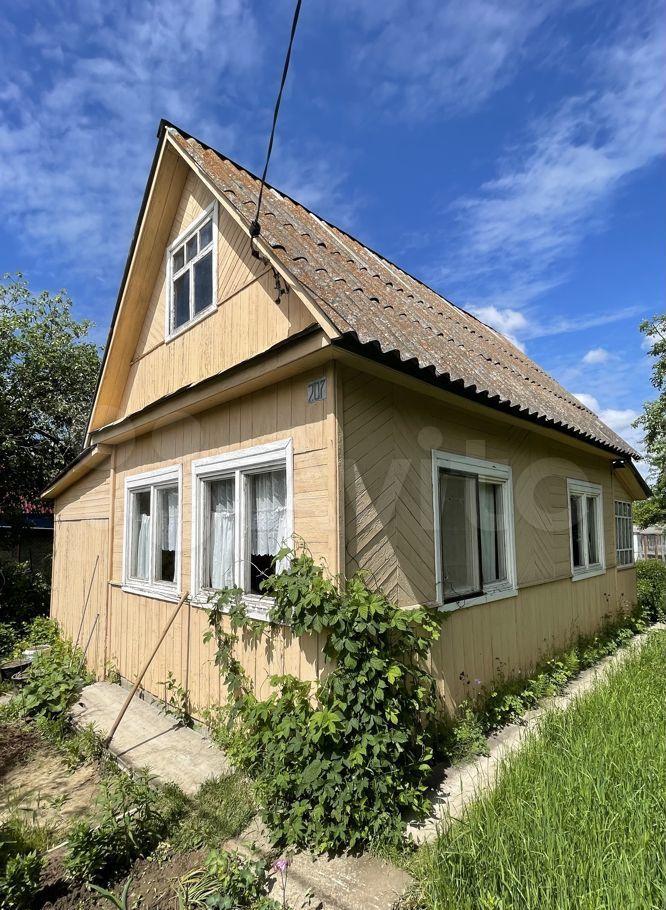 Продажа дома садовое товарищество Строитель, цена 870000 рублей, 2021 год объявление №630734 на megabaz.ru