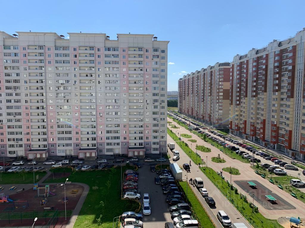 Продажа однокомнатной квартиры село Домодедово, метро Аннино, Высотная улица 3, цена 5200000 рублей, 2021 год объявление №659381 на megabaz.ru