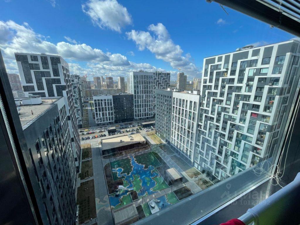 Продажа трёхкомнатной квартиры Москва, метро Тушинская, Волоколамское шоссе 71к1, цена 27500000 рублей, 2021 год объявление №657358 на megabaz.ru