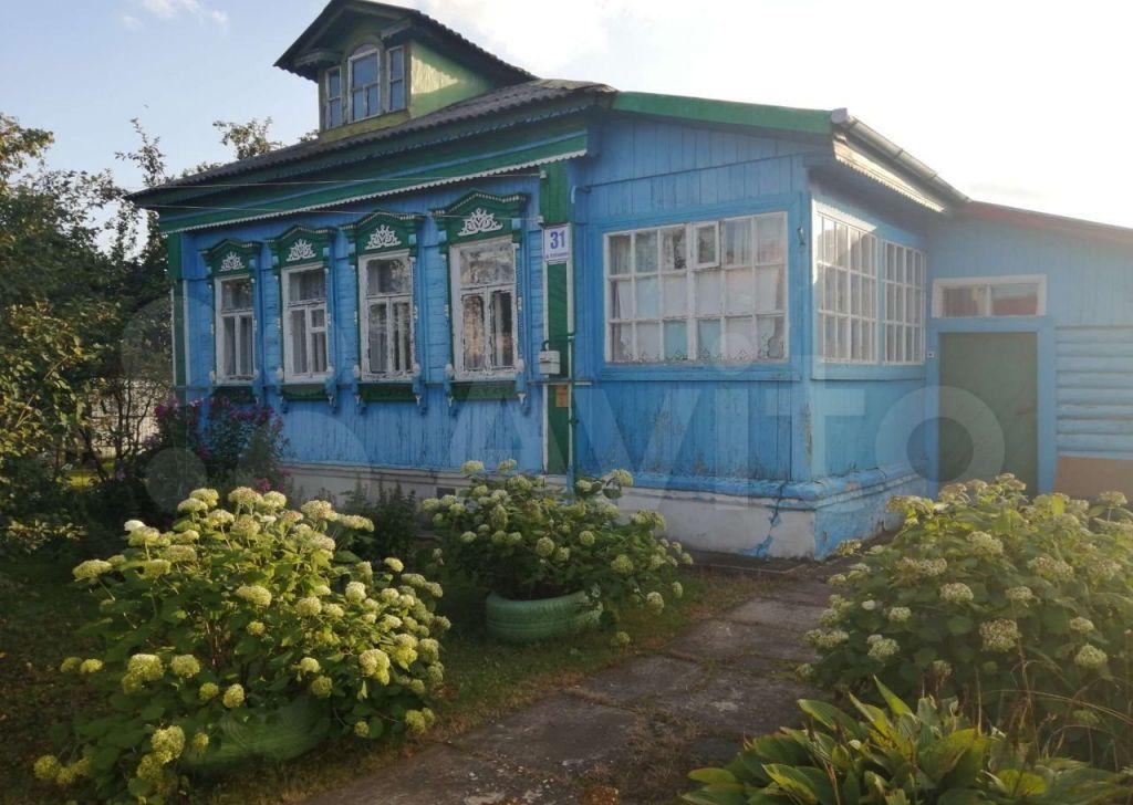 Продажа дома деревня Кабаново, цена 3100000 рублей, 2021 год объявление №677482 на megabaz.ru