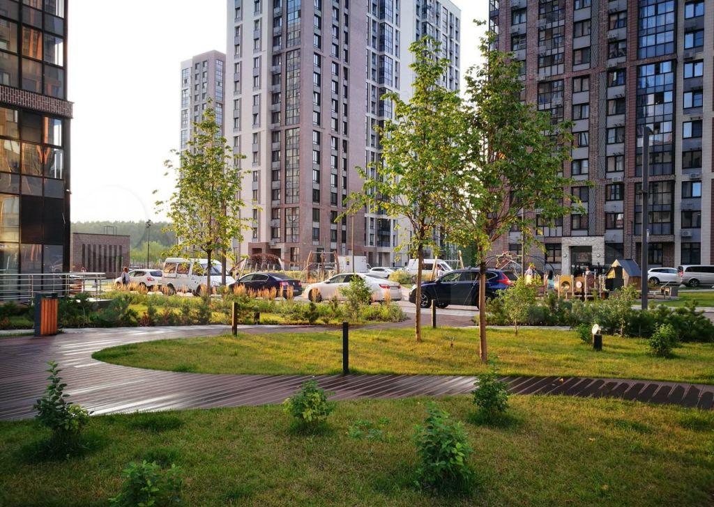 Продажа однокомнатной квартиры Москва, метро Лесопарковая, цена 11500000 рублей, 2021 год объявление №673289 на megabaz.ru