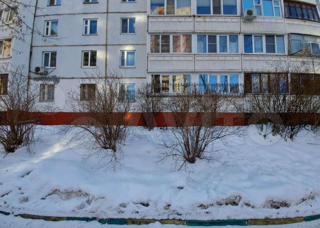 Продажа двухкомнатной квартиры рабочий посёлок Нахабино, Институтская улица 8А, цена 9000000 рублей, 2021 год объявление №657432 на megabaz.ru