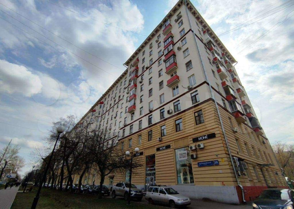 Продажа трёхкомнатной квартиры Москва, метро Семеновская, Щербаковская улица 20, цена 20500000 рублей, 2021 год объявление №657459 на megabaz.ru