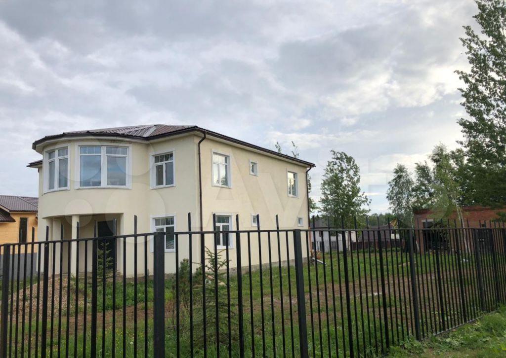Продажа дома деревня Марьино, цена 14500000 рублей, 2021 год объявление №641305 на megabaz.ru