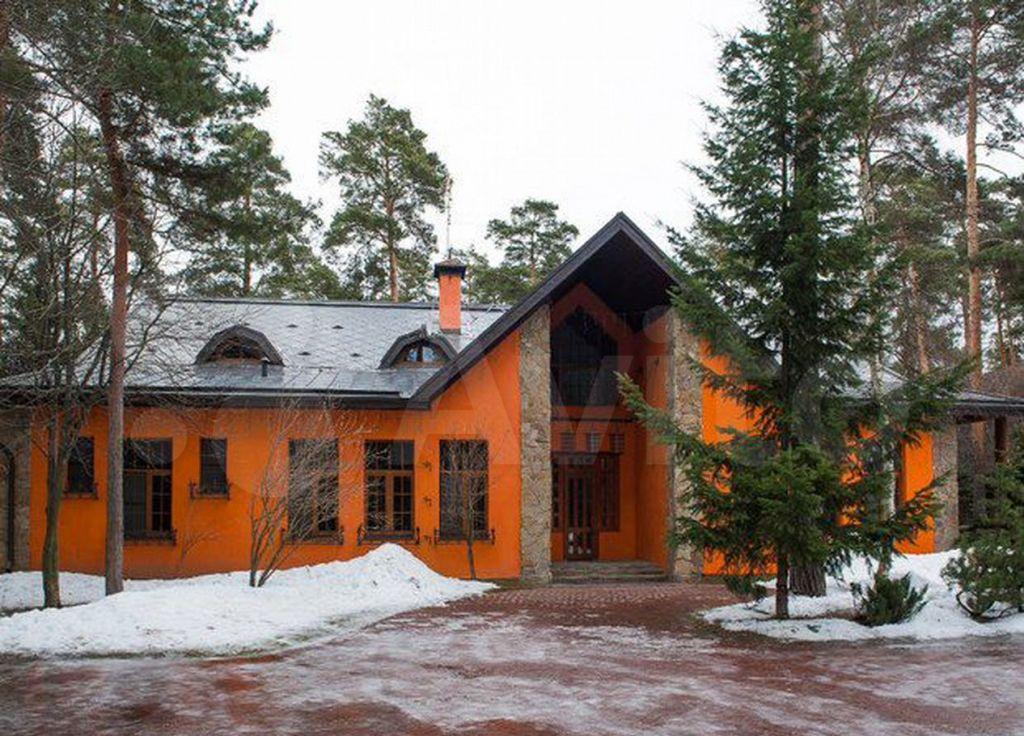 Аренда дома поселок Горки-2, цена 750000 рублей, 2021 год объявление №1476102 на megabaz.ru