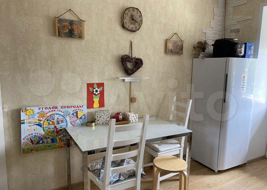 Продажа двухкомнатной квартиры поселок Лоза, цена 3850000 рублей, 2021 год объявление №657730 на megabaz.ru