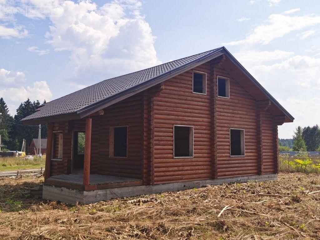 Продажа дома деревня Лопотово, цена 5300000 рублей, 2021 год объявление №657678 на megabaz.ru