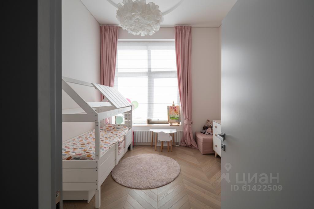 Продажа трёхкомнатной квартиры Москва, метро Тульская, 2-я Самаринская улица 4, цена 56000000 рублей, 2021 год объявление №654413 на megabaz.ru
