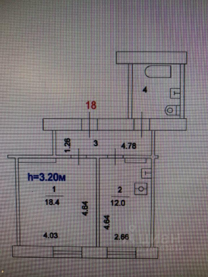 Продажа однокомнатной квартиры Москва, метро Варшавская, Старокаширское шоссе 2к6, цена 10400000 рублей, 2021 год объявление №653587 на megabaz.ru