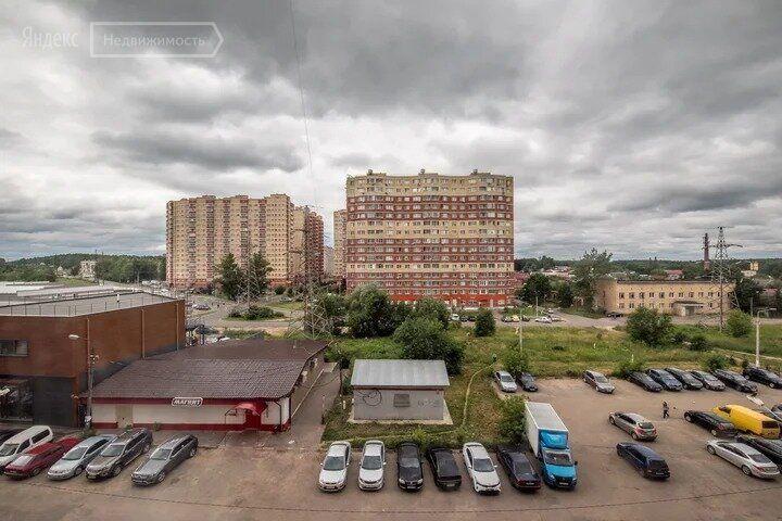 Продажа двухкомнатной квартиры Фрязино, улица Горького 8, цена 7000000 рублей, 2021 год объявление №657725 на megabaz.ru