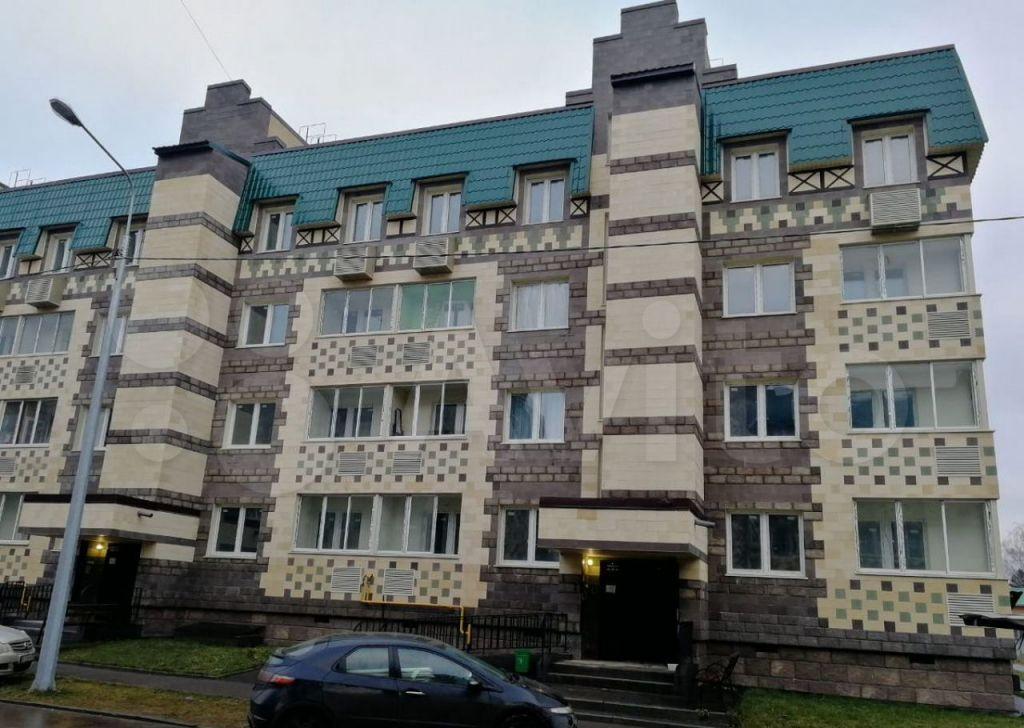 Аренда однокомнатной квартиры деревня Солманово, Елисейская улица 5, цена 23000 рублей, 2021 год объявление №1429119 на megabaz.ru