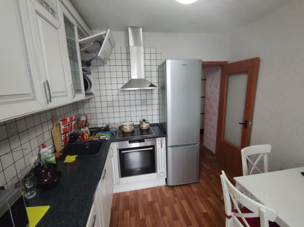 Продажа двухкомнатной квартиры Красноармейск, улица Морозова 14, цена 5100000 рублей, 2021 год объявление №653637 на megabaz.ru