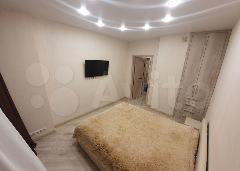 Продажа однокомнатной квартиры поселок Биокомбината, цена 4700000 рублей, 2021 год объявление №657709 на megabaz.ru
