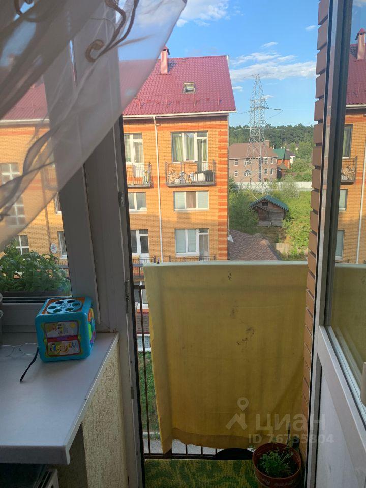 Продажа трёхкомнатной квартиры поселок Лесные Поляны, Солнечная улица 26к9, цена 5500000 рублей, 2021 год объявление №657788 на megabaz.ru