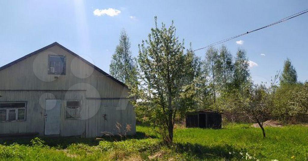 Продажа дома село Конобеево, Железнодорожная улица, цена 1950000 рублей, 2021 год объявление №654698 на megabaz.ru