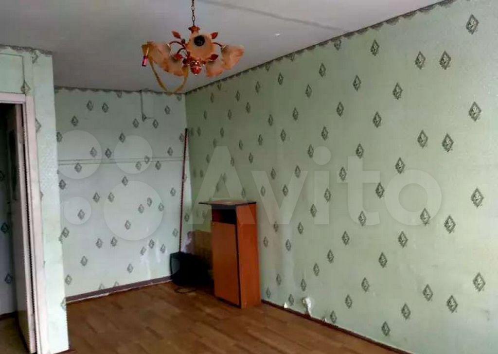 Продажа однокомнатной квартиры Волоколамск, улица Энтузиастов 37, цена 1650000 рублей, 2021 год объявление №658078 на megabaz.ru