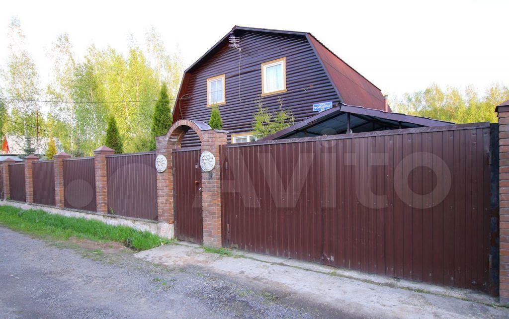 Продажа дома СНТ Ромашка, цена 6300000 рублей, 2021 год объявление №540850 на megabaz.ru