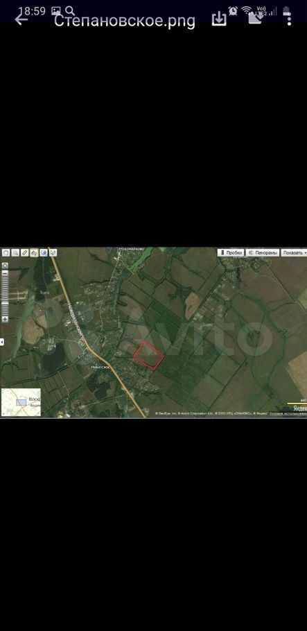 Продажа дома село Никитское, цена 400000 рублей, 2021 год объявление №639891 на megabaz.ru