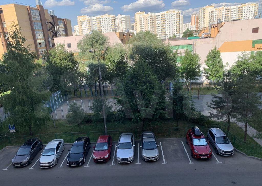 Продажа двухкомнатной квартиры Москва, метро Улица Горчакова, улица Адмирала Лазарева 35к1, цена 12800000 рублей, 2021 год объявление №658251 на megabaz.ru