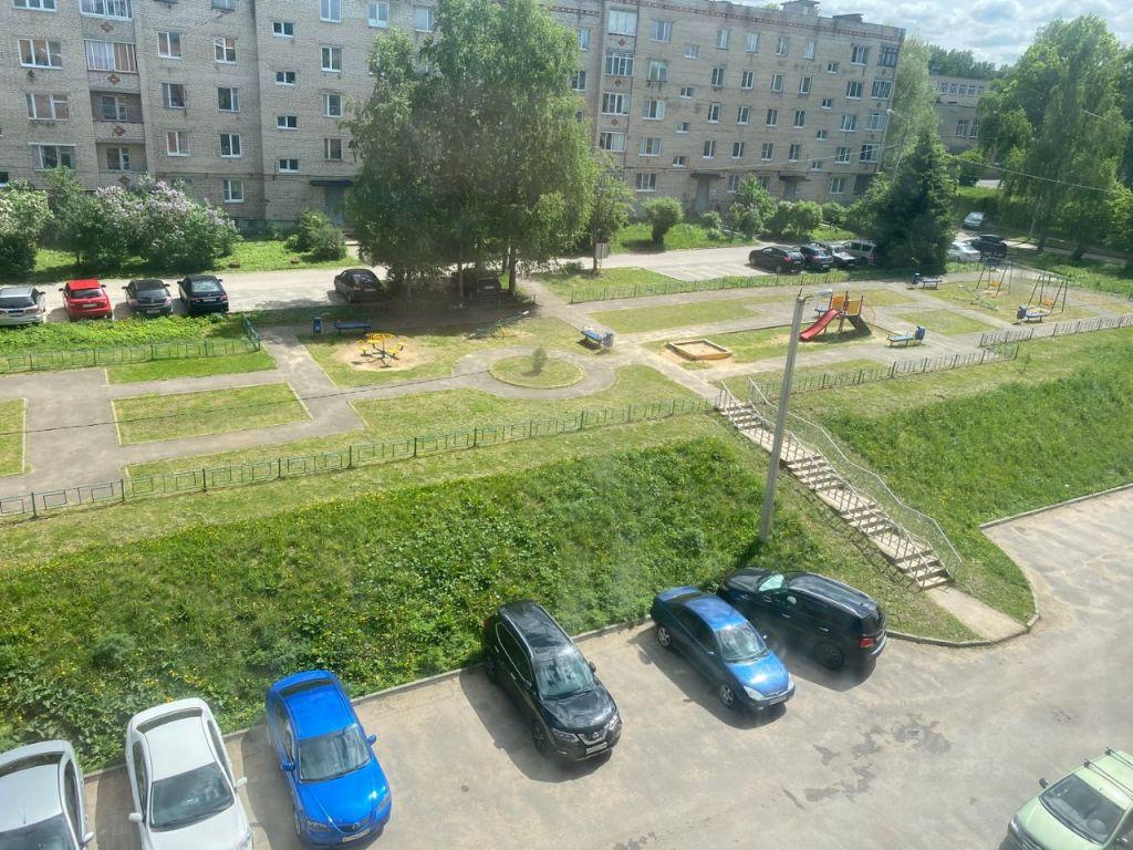 Продажа двухкомнатной квартиры поселок Лоза, цена 4500000 рублей, 2021 год объявление №659702 на megabaz.ru