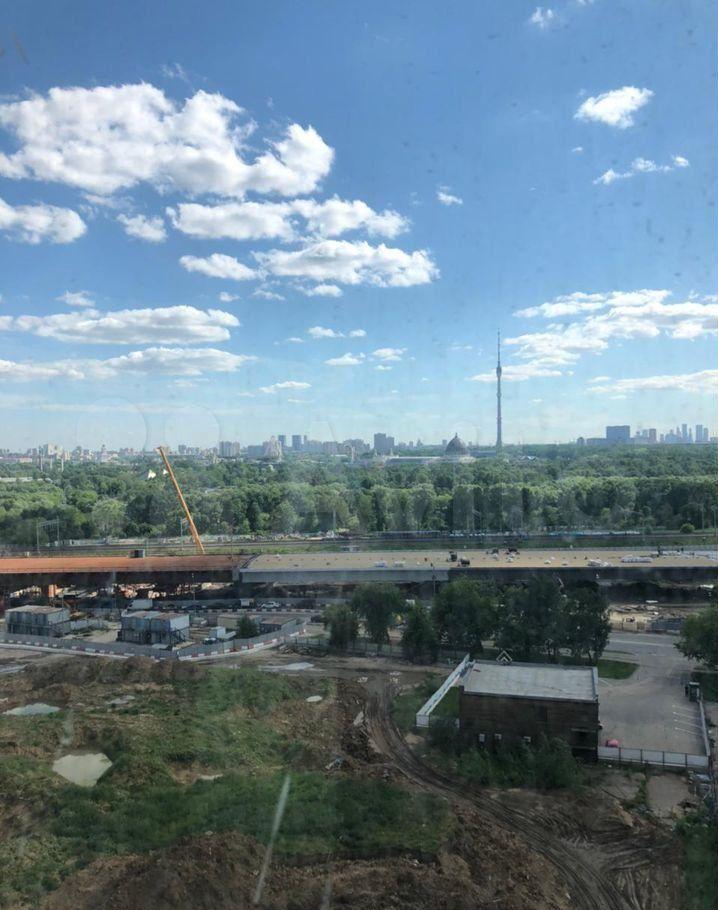 Продажа студии Москва, метро Ботанический сад, Берёзовая аллея 4, цена 6550000 рублей, 2021 год объявление №666254 на megabaz.ru