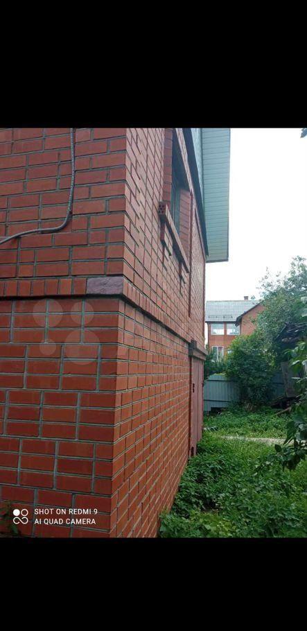 Продажа дома Кашира, Малая Ямская улица, цена 5000000 рублей, 2021 год объявление №658159 на megabaz.ru