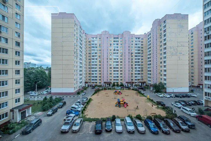 Продажа двухкомнатной квартиры Фрязино, улица Горького 8, цена 7000000 рублей, 2021 год объявление №658090 на megabaz.ru