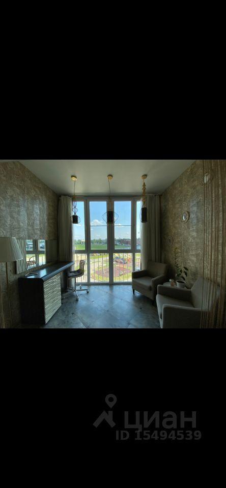 Продажа двухкомнатной квартиры поселок Вешки, Лиственная улица 1, цена 12999999 рублей, 2021 год объявление №658117 на megabaz.ru